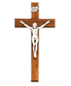 Holy Shroud of Turin 12 inch Crucifix
