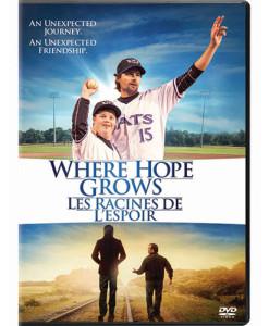 Where Hope Grows – DVD