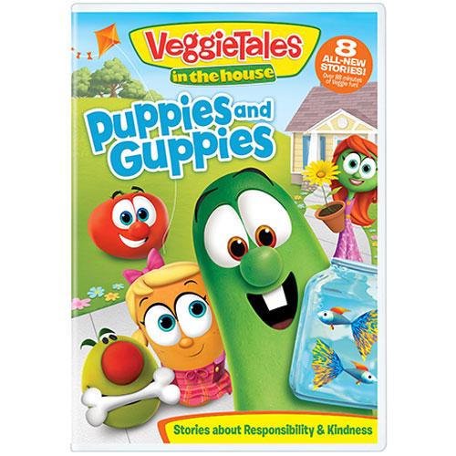 VeggieTales Puppies And Guppies DVD