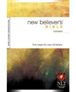 New Believer's NLT Compact Bible