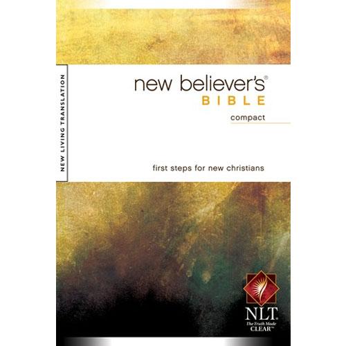 New Believer's NLT Compact Bible