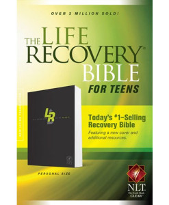 The Life Recovery Bible for Teens NLT Personal Size