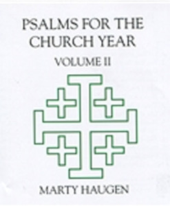 Psalms for the Church Year Volume 2 CD