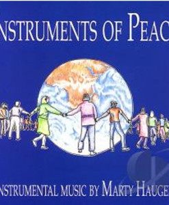 Instruments of Peace Volume 1 CD