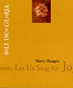 Come Let Us Sing for Joy CD