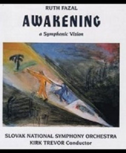 Awakening including the Jerusalem Suite CD Ruth Fazal