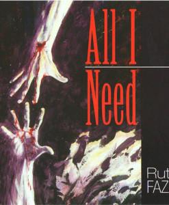 All I Need CD Ruth Fazal