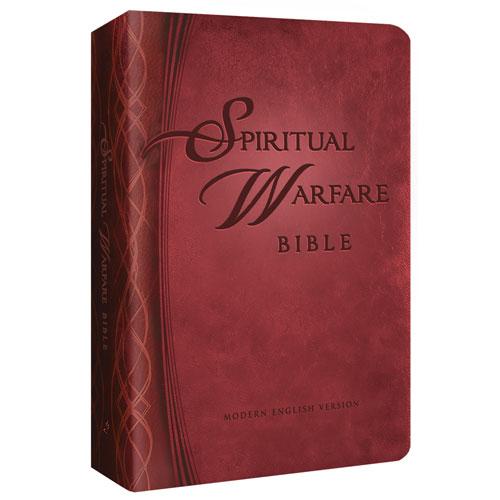 MEV - Modern English Version Spiritual Warfare Bible