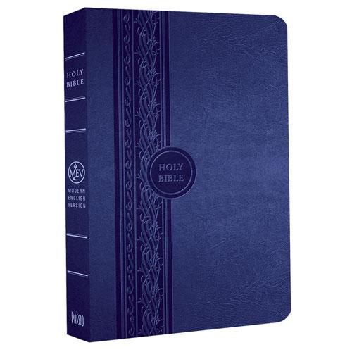 MEV Modern English Version Thinline Reference Bible