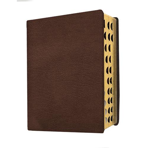 MEV – Modern English Version Indexed Giant Print Bible