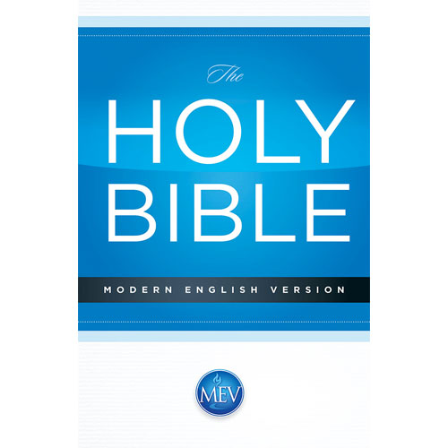 The Holy Bible Modern English Version (MEV) Economy