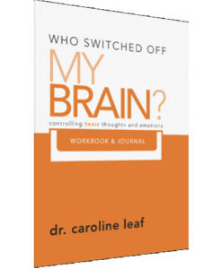 Who Switched Off My Brain? Workbook-Journal