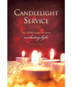 Candlelight Service 2016 Bulletin