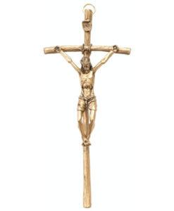 Papal 11 inch Crucifix