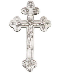 Greek Orthodox 9 ¼ inch Wall Crucifix