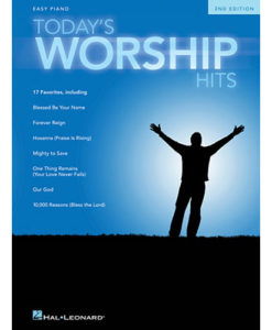 Today's Worship Hits 2nd Edition