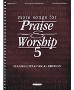 More Songs for Praise and Worship Volume 5