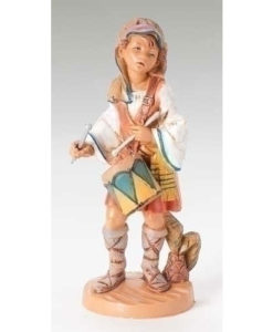 "Fontanini® 5"" Collection Jareth Drummer Boy Figure"
