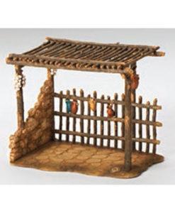 "Bazaar Village Building for Fontanini® 5"" Nativity Collection"