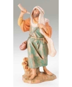 "Prophet Phillip Figure for Fontanini® 5"" Nativity Collection"