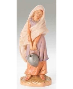 "Naamah Villager Figure for Fontanini® 5"" Nativity Collection"