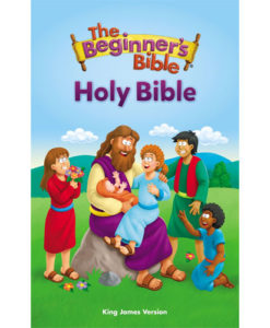 KJV The Beginner's Bible Holy Bible