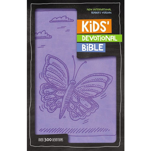NIrV Kids' Devotional Bible Over 300 Devotions