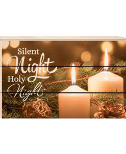 Lath Box Silent Night