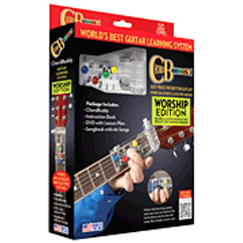 ChordBuddy Guitar Learning System – Worship Edition