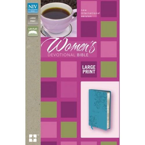 NIV | Women's Devotional Bible | Large Print