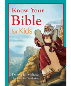 Know Your Bible For Kids: My First Bible Reference