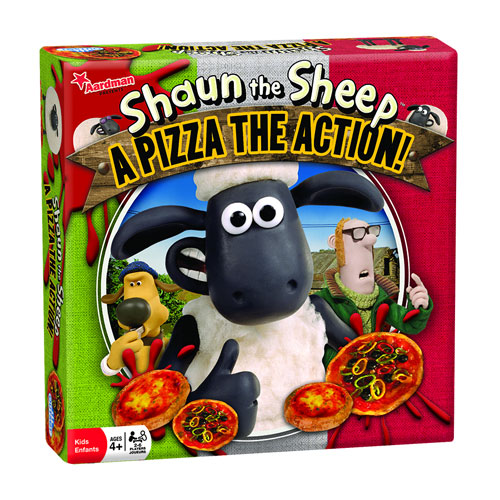 Shaun the Sheep - A Pizza the Action