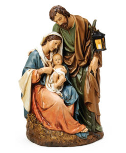 Holy Family on Base