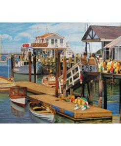 Summer Pier | 2,000 Piece Puzzle