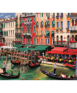Venetian Vacation | 2,000 Piece Puzzle