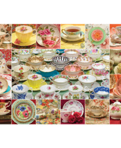 Teacup Collection | 2,000 Piece Puzzle