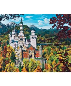 Neuschwanstein Castle | 2,000 Piece Puzzle