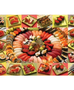 Plenty of Sushi | 2,000 Piece Puzzle
