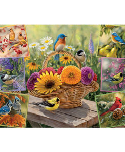 Rosemary's Birds | 2,000 Piece Puzzle