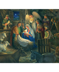 Away in a Manger | 500 Piece Puzzle