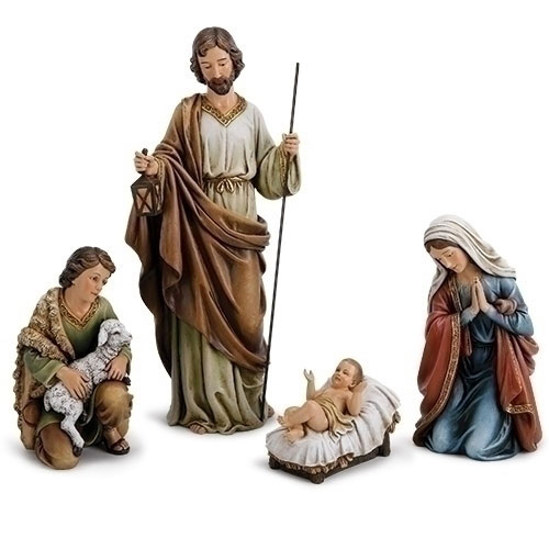 Holy Family | 4 Piece Set