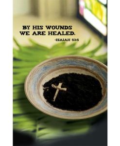 Lenten By His Wounds Lenten Bulletin