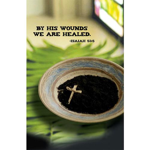 Lenten By His Wounds Lenten Bulletin