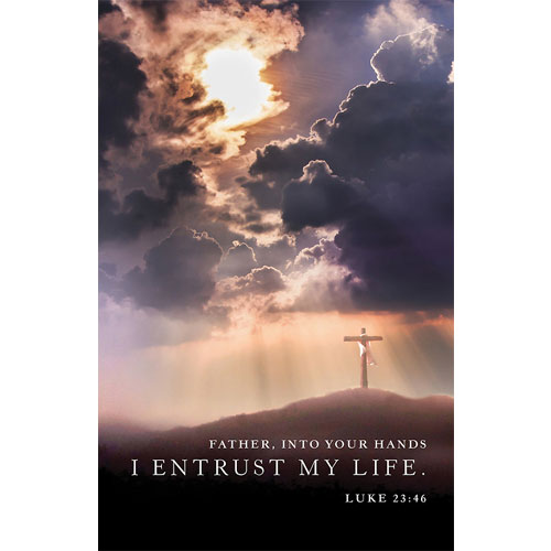 Good Friday Bulletin Father (Package of 50)