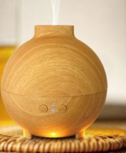 Sphiera Ultrasonic Diffuser Wood Style