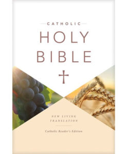 NLT - Catholic Holy Bible Reader's Edition