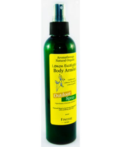 Body Armour Outdoor Spray 115ml
