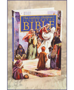 NAB - The Illustrated Catholic Children's Bible