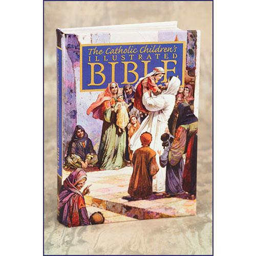 NAB - The Illustrated Catholic Children's Bible