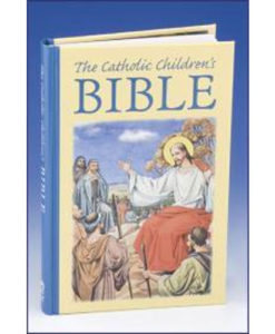 NAB - The Catholic Children's Bible | First Holy Communion Hardcover Edition